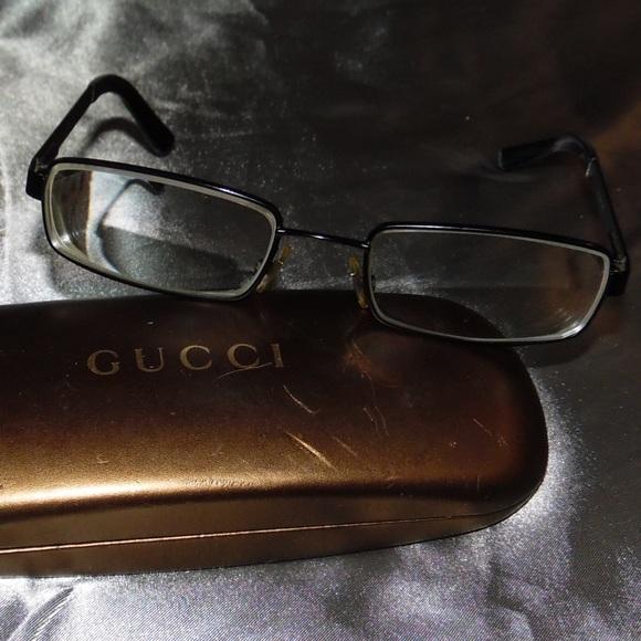 0b441bd7cd9 Gucci Other - Gucci prescription glasses
